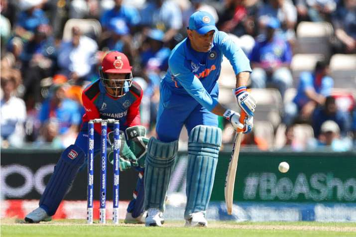 2019 World Cup: Sachin Tendulkar unhappy with MS Dhoni-Kedar Jadhav's lack of intent against Afghani