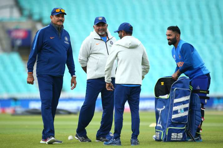 Ravi Shastri, support staff given 45-day extension after World Cup 2019
