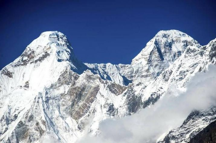 Nanda Devi expedition, Body of team leader mountaineer