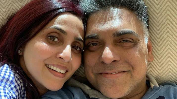 Image result for gautami kapoor and ram kapoor