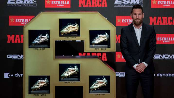Lionel Messi marks supermacy with 6th Golden Boot