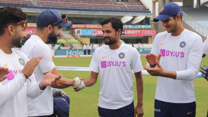 Shahbaz Nadeem rewarded for consistent showing in domestic cricket: Rathour