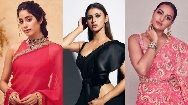 Diwali 2019: 7 stunning celeb saree looks that you can