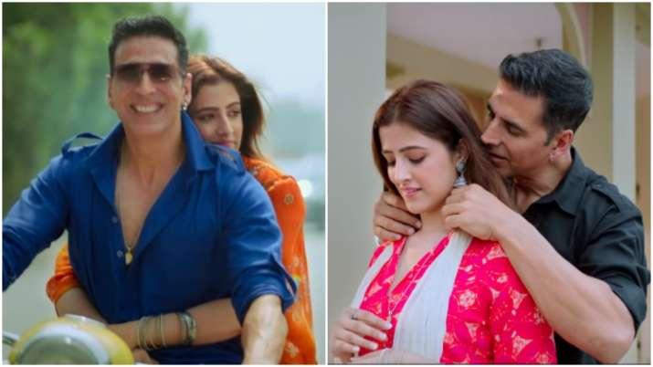 Filhall teaser: Akshay Kumar, Nupur Sanon's chemistry is unmissable in B Praak's song