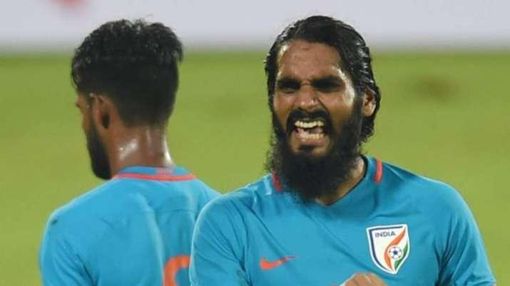 sandesh jhingan, sandesh jhingan indian football, indian football