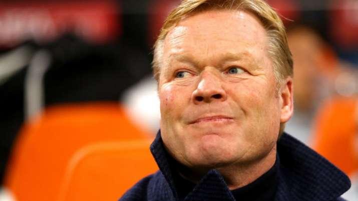 Ronald Koeman will be Barcelona's new coach, confirms club president Josep Bartomeu