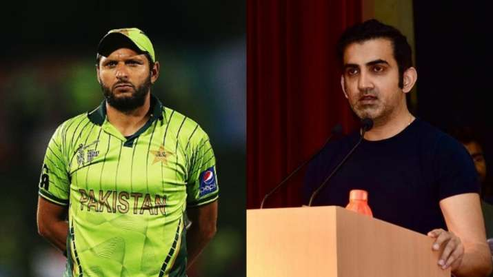 Liked Gautam Gambhir as a batsman, not as a person: Shahid Afridi