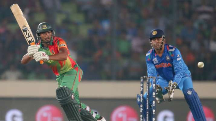 MS Dhoni has been a great influence in my cricket arena: Mahmudullah