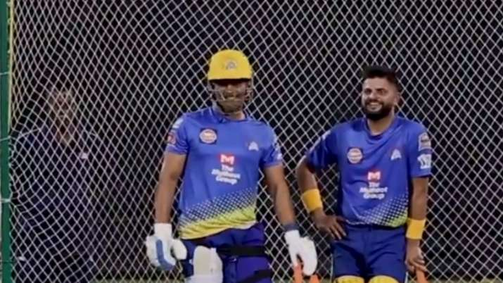 His fitness was great in pre-IPL training this year: Suresh Raina reveals MS Dhoni's new training re