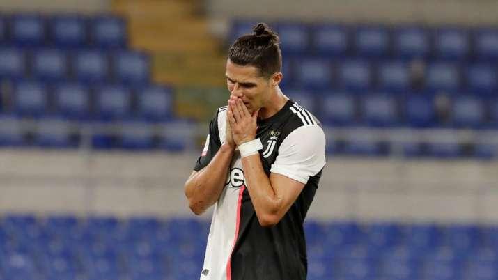 Cristiano Ronaldo is lacking match sharpness: Juventus manager Maurizio Sarri after Coppa Italia fin