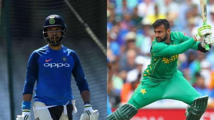 shoaib malik, yuvraj singh, shoaib malik pakistan, yuvraj singh india, champions trophy 2017