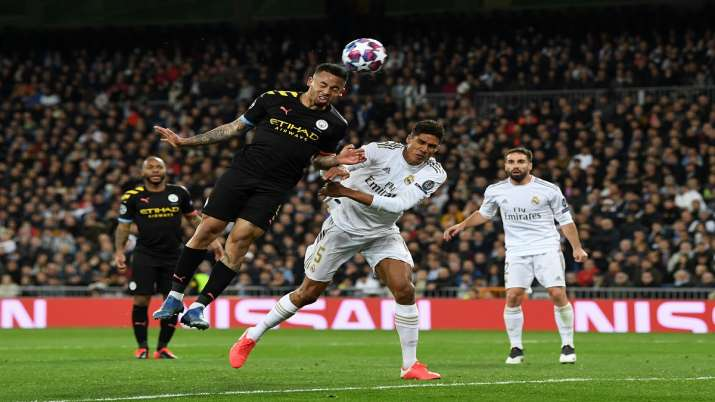 UEFA confident of holding Manchester City-Real Madrid tie despite COVID-19 scare