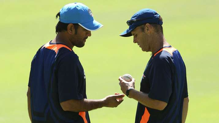 ms dhoni, ms dhoni gary kirsten, gary kirsten, team india, ms dhoni captaincy