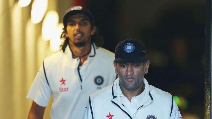 ishant sharma, ms dhoni, ms dhoni captain, ms dhoni india, ishant sharma ms dhoni