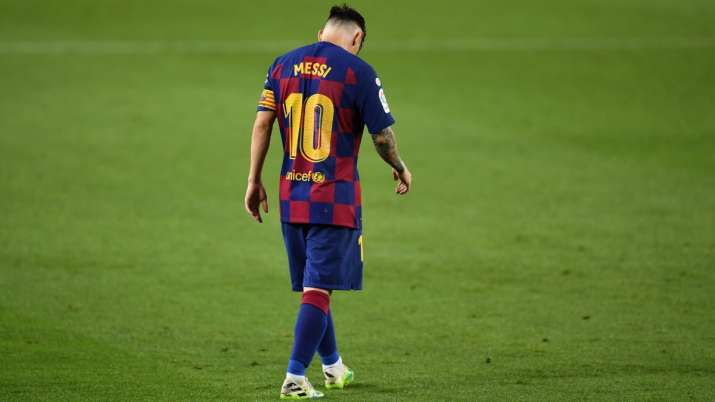 'We want the best in league': Zinedine Zidane 'hopes' Lionel Messi stays in La Liga amid exit report