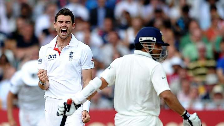 """""""Something which was new to me"""": Sachin Tendulkar reveals how James Anderson troubled him"""