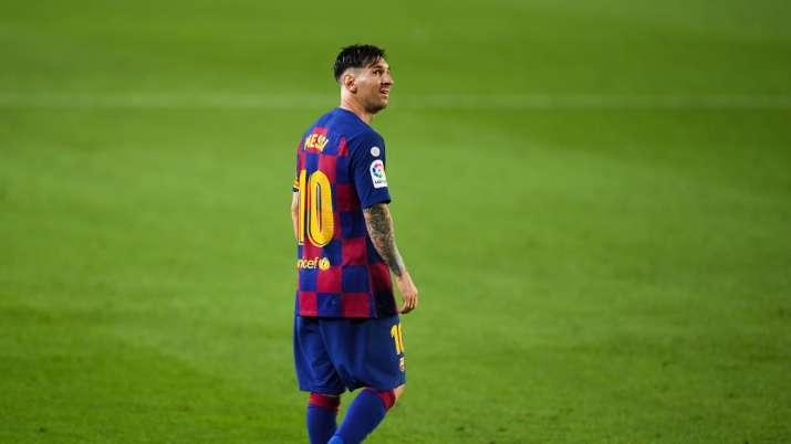 Former Barcelona president 'scared' Lionel Messi could leave club
