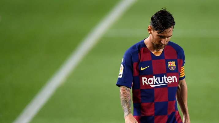 Dethroned in Spanish league, Barcelona set sights on Europe