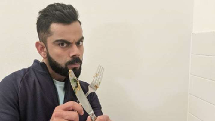 Used to finish a pack of 40 toffees in 4-5 days: Virat Kohli reveals his diet before fitness transfo
