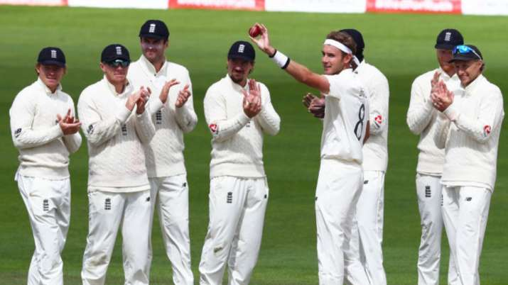 stuart broad, kraigg brathwaite, stuart broad england, stuart broad 500 test wickets, stuart broad 5