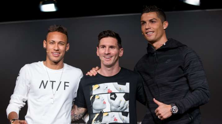 Lionel Messi and Cristiano Ronaldo are 'not from this planet': Neymar aims for Ballon d'Or glory