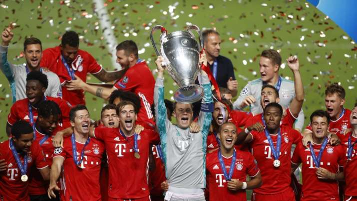 Bayern Munich proves organizations do win championships