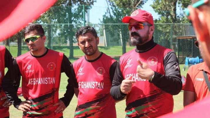 Raiees Ahmadzai, Raiees Ahmadzai director of cricket, Raiees Ahmadzai afghanistan cricket, afghanist