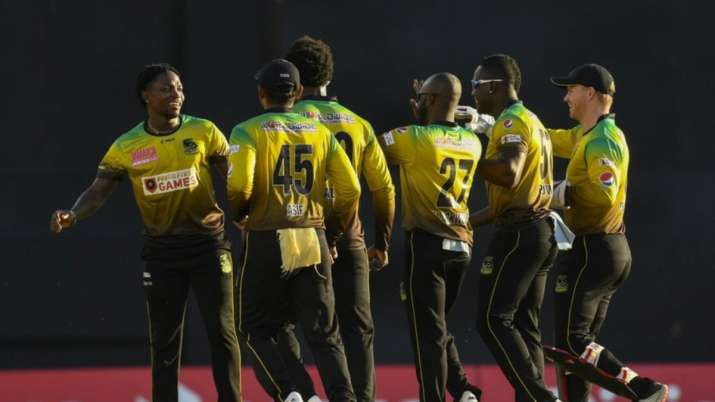 st kitts and nevis patriots, barbados tridents, jamaica tallawahs, guyana amazon warriors, cpl 2020