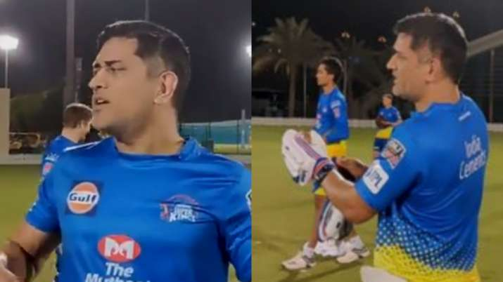 MS Dhoni's witty one-liners mark a comeback in CSK's latest
