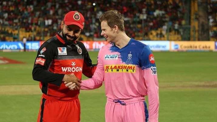 IPL 2020: Rajasthan Royals troll RCB for using their old logo