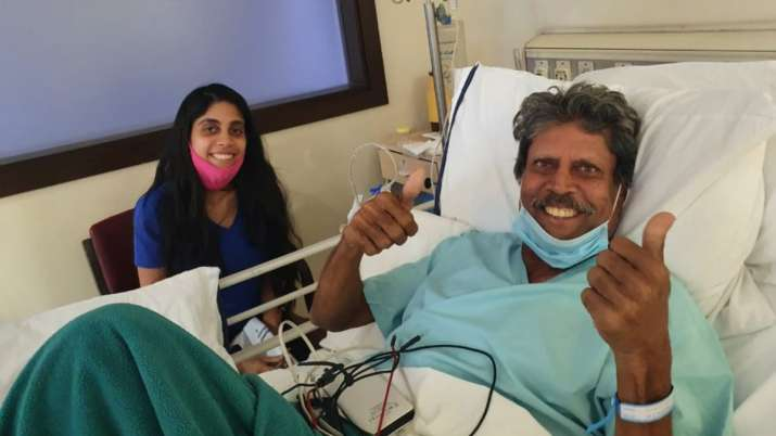 chetan sharma, kapil dev, kapil dev health, kapil dev hospital, kapil dev heart, kapil dev chest