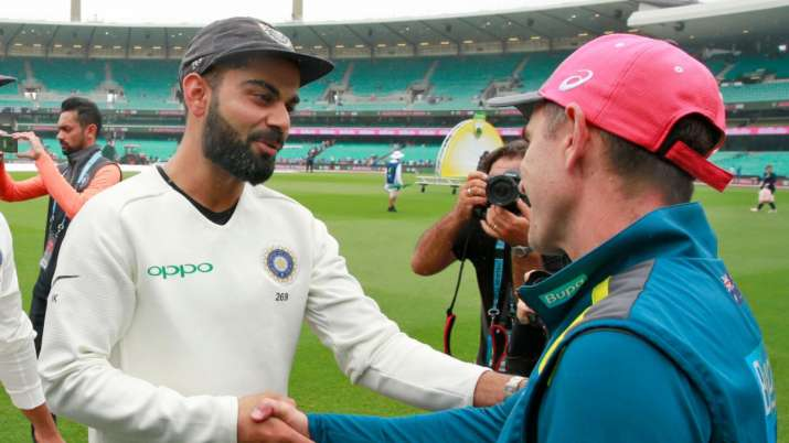 The last time India toured Australia, in 2018-19, they