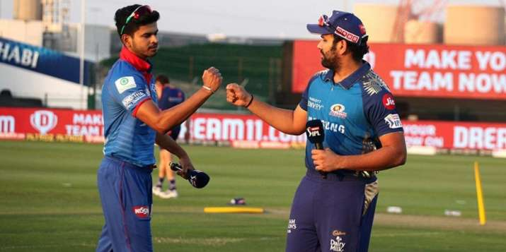 Shreyas Iyer and Rohit Sharma