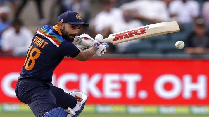 Virat Kohli against Australia