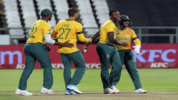 England's cricket tour of South Africa was called off on