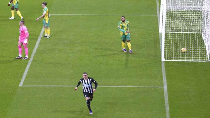 Newcastle now has 17 points.