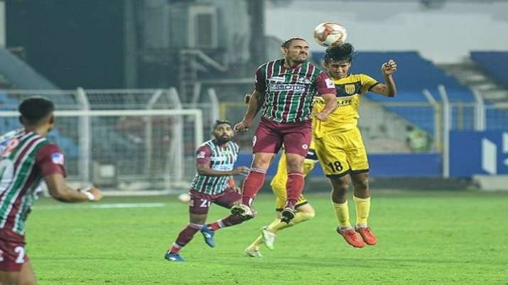 Four games into the season, Hyderabad FC are one of just