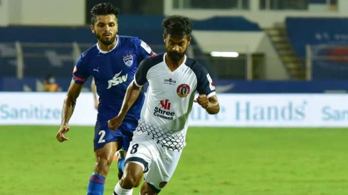 East Bengal are unbeaten in their last five games, securing