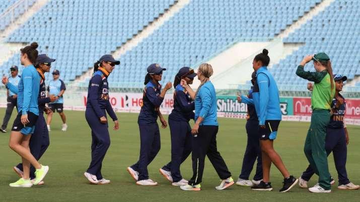 IND vs SA, India Women vs South Africa Women