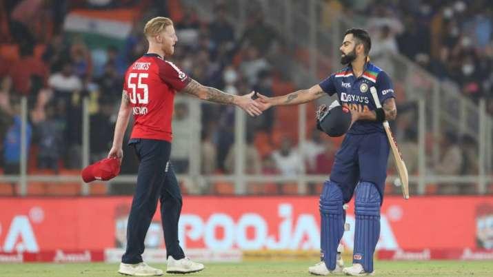 Virat Kohli , Ben Stokes, IND vs ENG, India vs England ODI series