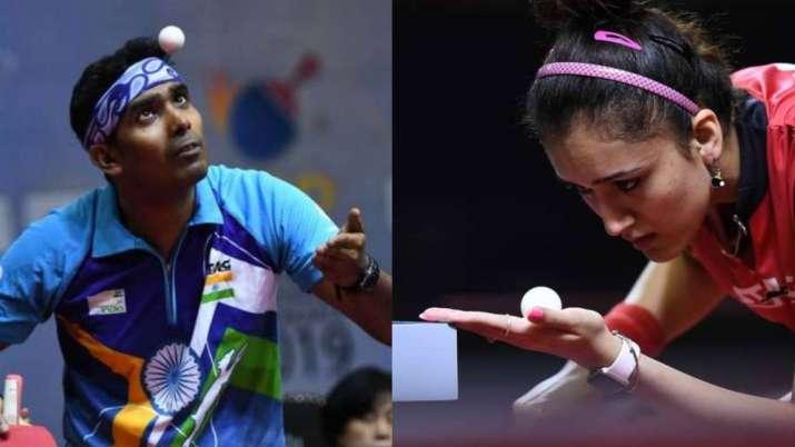 Sharath Kamal, Manika Batra qualify for mixed doubles event at Tokyo Olympics