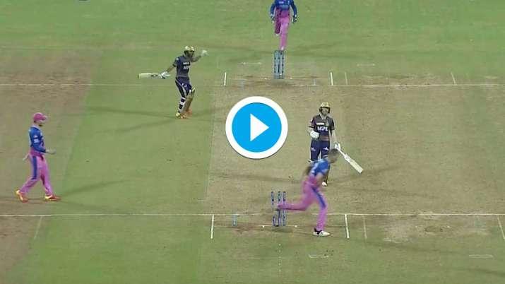 Rahul Tripathi and Eoin Morgan, IPL 2021, IPL 2021 RR vs KKR
