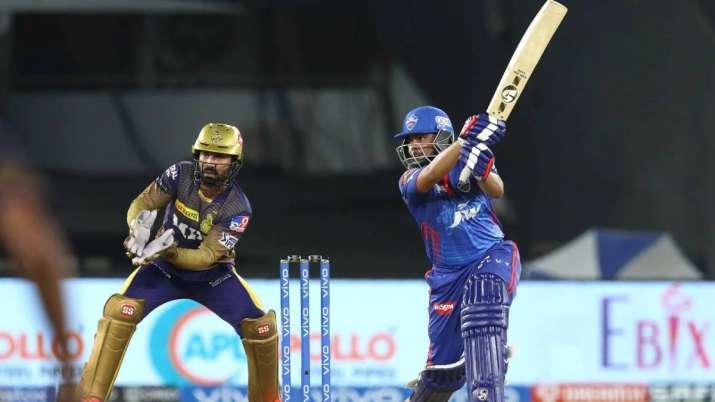 Delhi Capitals' Prithvi Shaw, IPL 2021