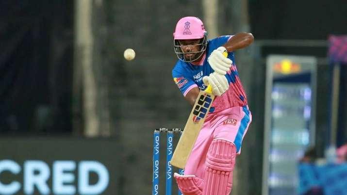 Sanju Samson, IPL 2021, IPL 2021 RR vs KKR