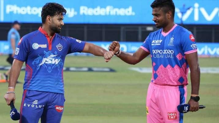 Rishabh Pant and Sanju Samson, IPL 2021, RR vs DC