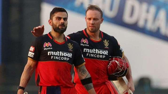 Virat Kohli and AB de Villiers, IPL 2021, RCB