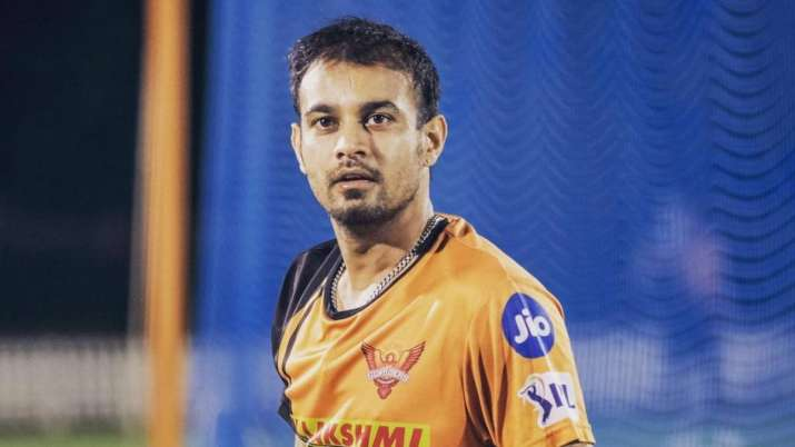 Sunrisers Hyderabad pacer Siddharth Kaul IPL 2021
