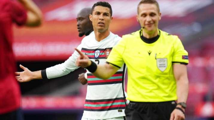 Cristiano Ronaldo, EURO2020, Spain vs Portugal friendly