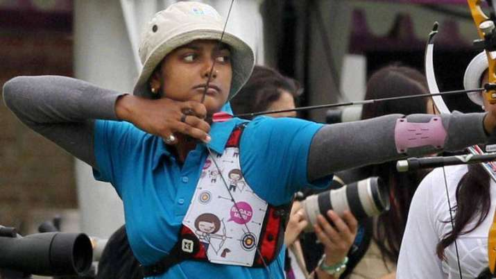 Archery World Cup: Indian women's recurve team finishes second in qualification