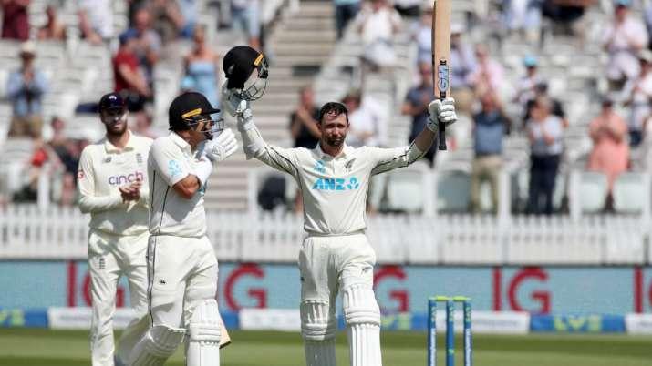 New Zealand's Devon Conway, ENG vs NZ 1st Test